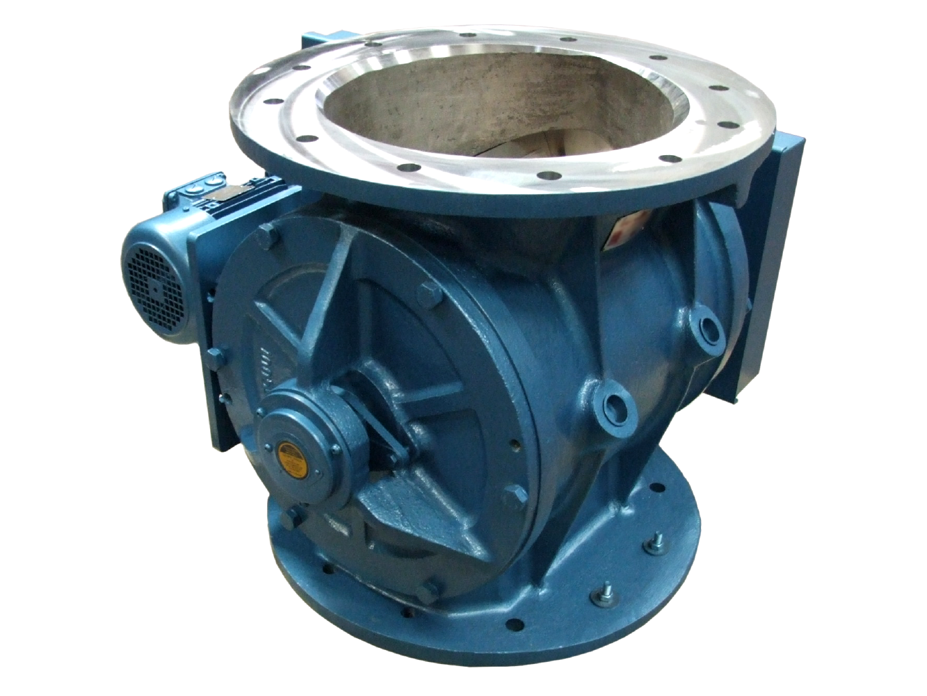 400mm Stainless Steel Rotary Valve