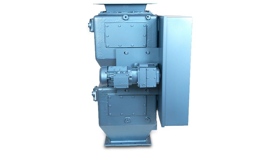 double dump valve