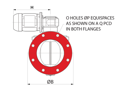 Dust Collector Rotary Airlock Circular Diagram