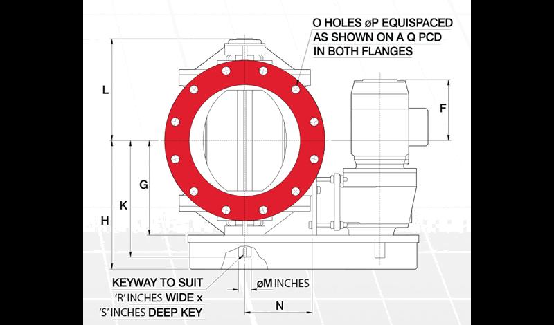 Easy Release Circular Inlet