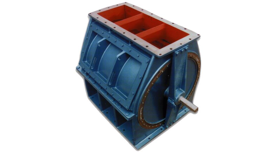 oddball rotary airlocks