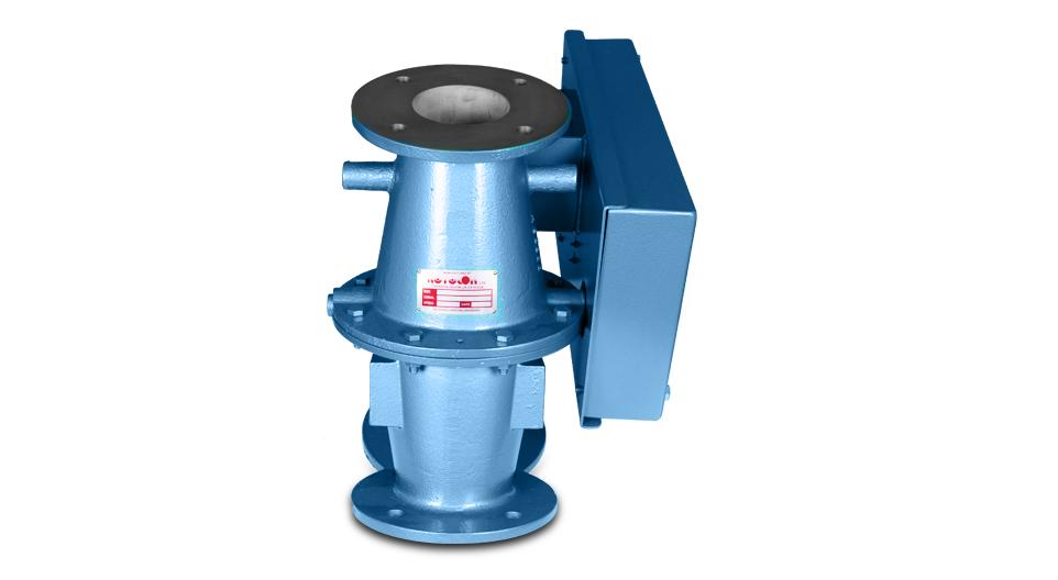 Pneumatic Conveying Diverter - Rotolok USA