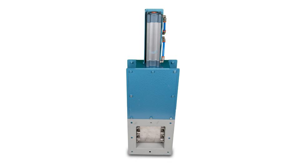slide valve fabricated gate