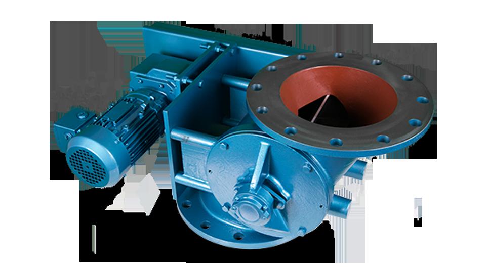 offset airlock valve usa