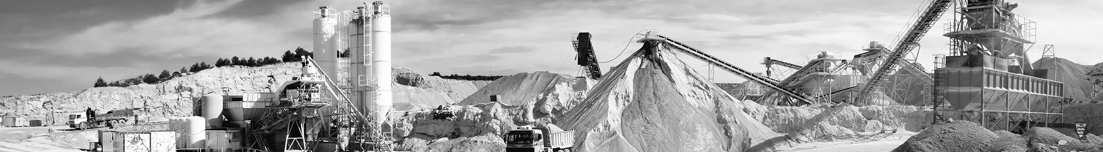 Mining and Minerals Banner